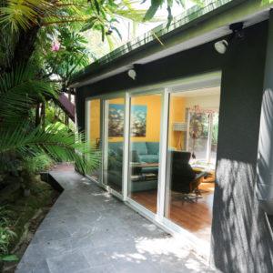 Double Glazed Doors   PVC Doors Sydney   Mint Window & Door Solutions